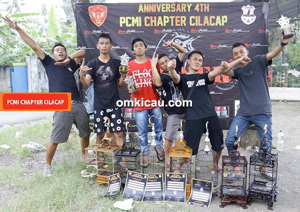 PCMI Chapter BNA