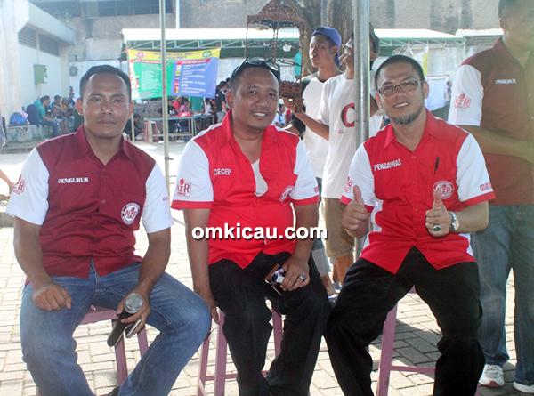 Pengurus NzR Tangerang