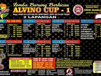 Alvino Cup 1