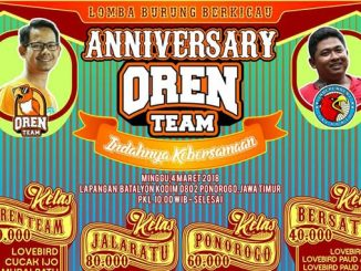Anniversary Oren Team