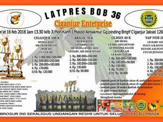 Latpres BOB 36