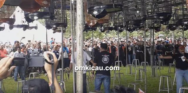 hasil lomba Piala Presiden Jokowi