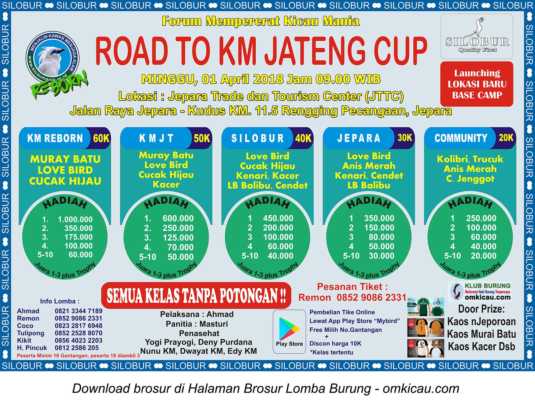 Road to KM Jateng Cup