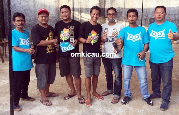 Duta Alvino Cup 1