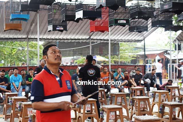 Latpres BnR Koblen Surabaya