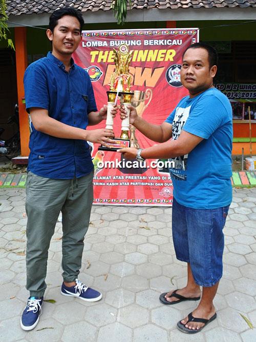 Om Adi Wijaya Team