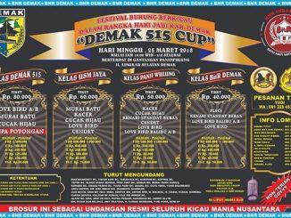 Demak 515 Cup