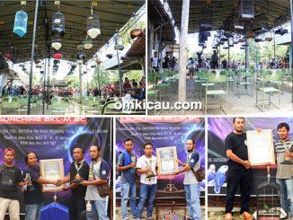 Launching Gantangan BKL-M BC