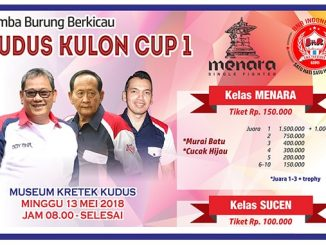 Kudus Kulon Cup 1
