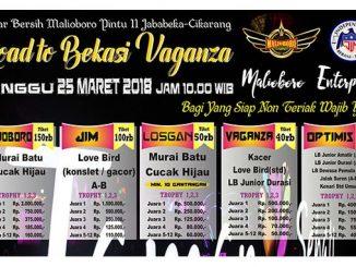 Road to Bekasi Vaganza