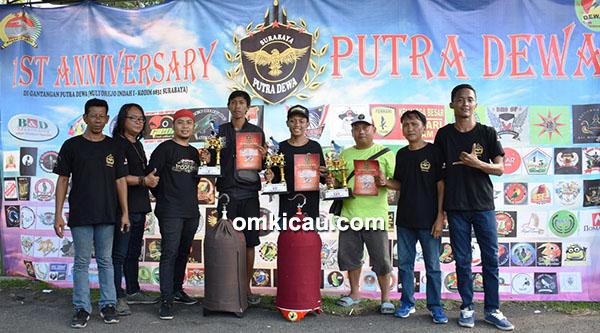 1st Anniversary Putra Dewa