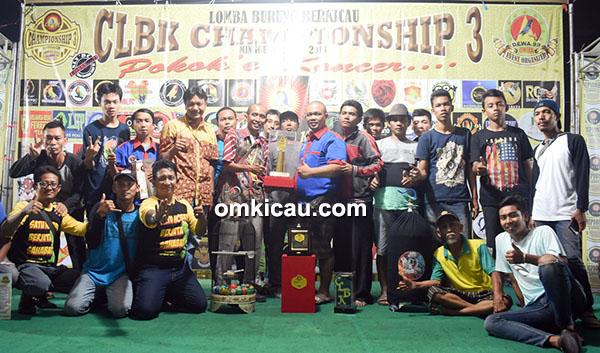 Duta SSBC Cup 1