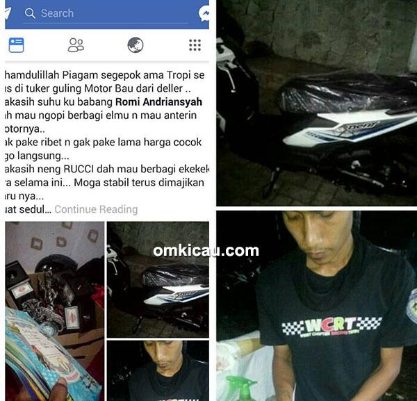 Athar BF Jakarta