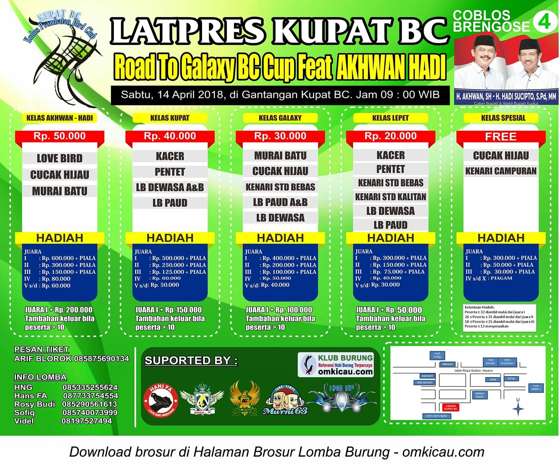 Latpres Kupat BC
