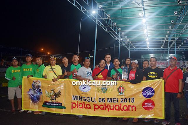 Alvin Team Duta Pakualam