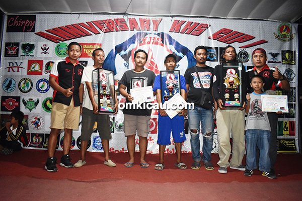 Anniversary KHS Cup 1