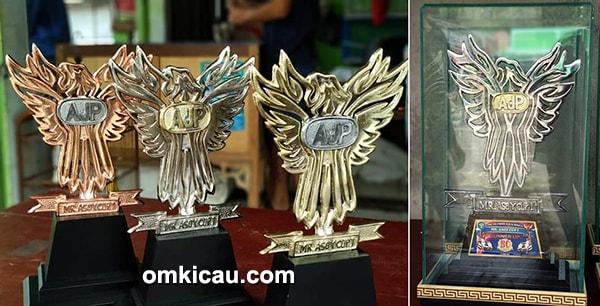 lomba burung di Palembang