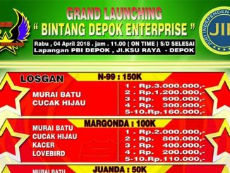 Grand Launching Bintang Depok Enterprise