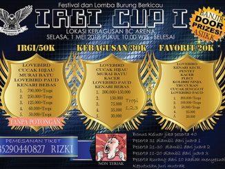 Irgi Cup I