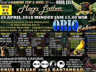 Oriq Cakung