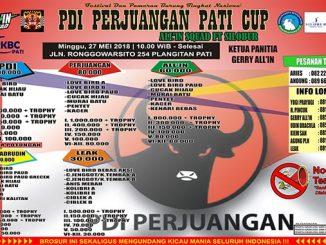 PDI Perjuangan Pati Cup
