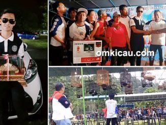 hasil lomba Candi Borobudur Cup 1