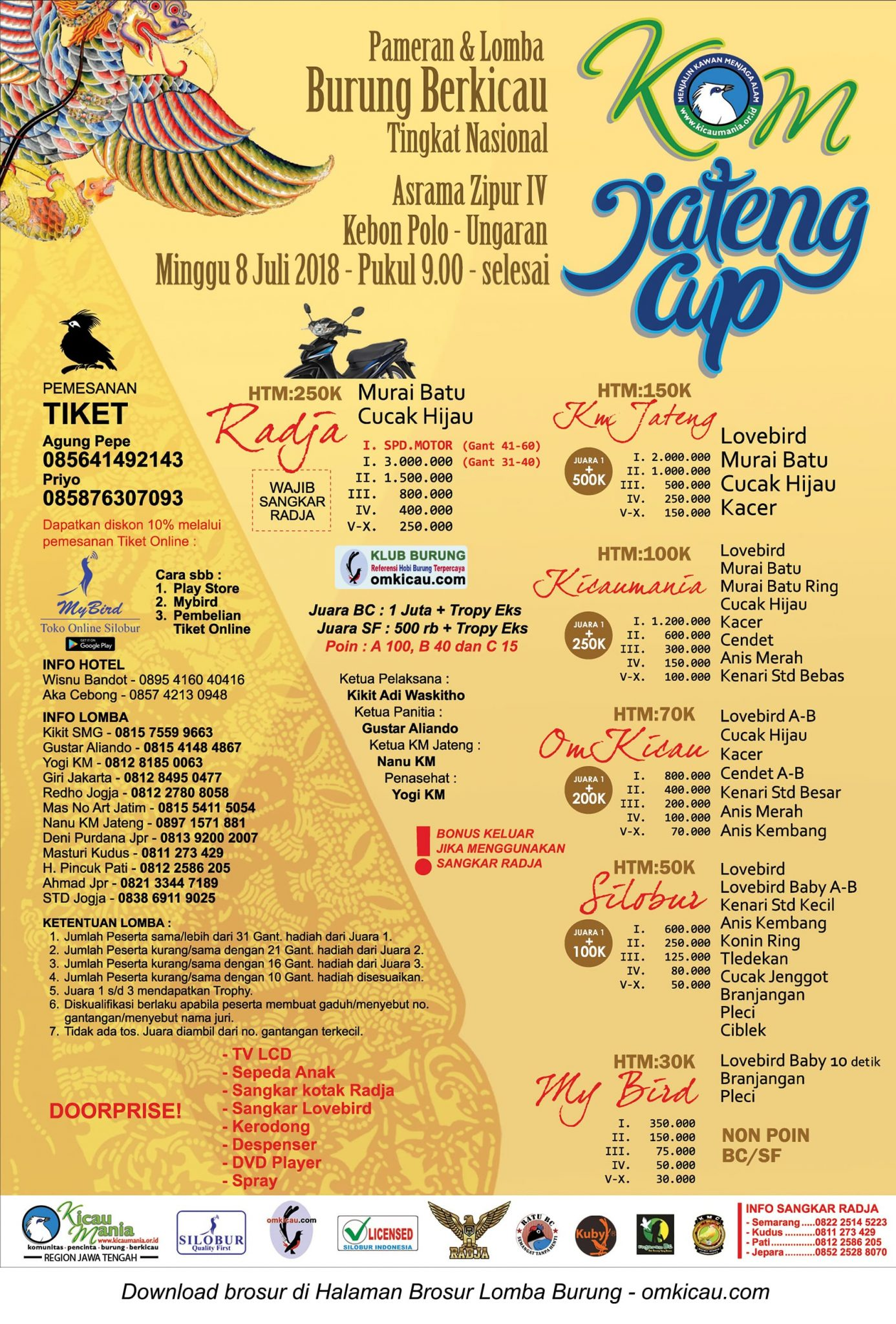 KM Jateng Cup