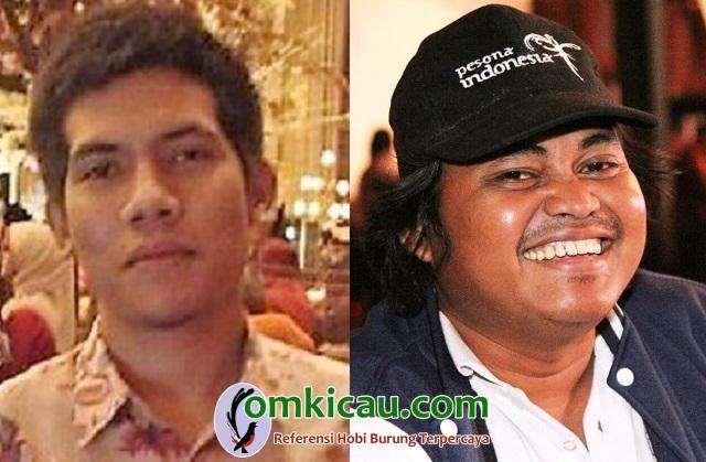 Wisnu M Daya dan Giri Prakosa - Ketua dan Wakil Ketua KM