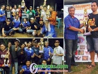 4th Anniversary Base Camp Silobur Hubad