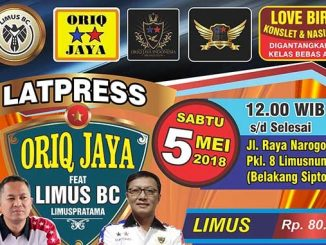 Latpres Oriq Jaya feat Limus BC