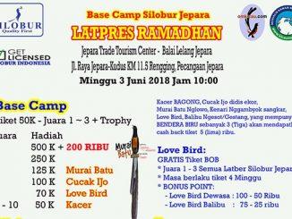 Latpres Ramadhan Base Camp Silobur Jepara