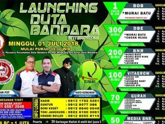 Launching Duta Bandara Enterprise