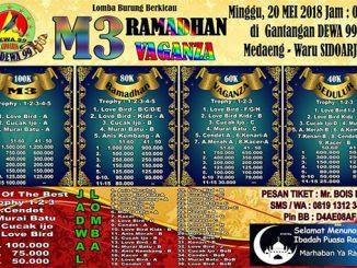 M3 Ramadhan Vaganza