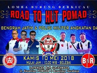 Road to HUT Pomad