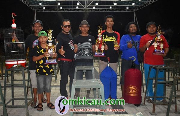 Road to Abang Adek Cup I