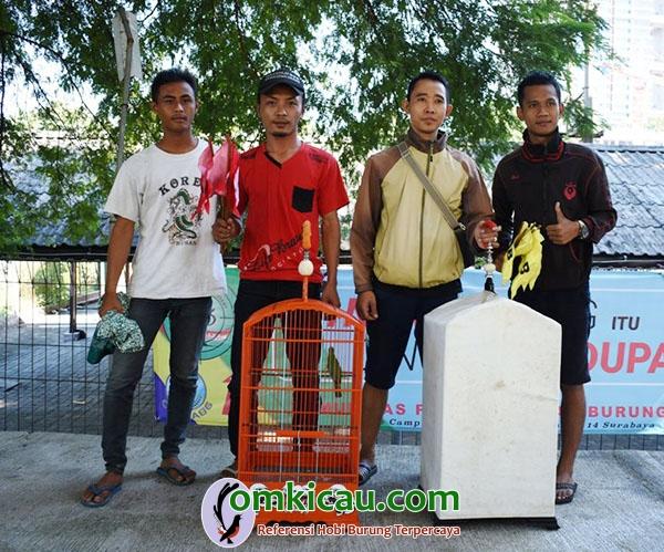 Gantangan 45 Surabaya