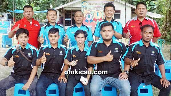 Panitia dan tim juri AP Jaya