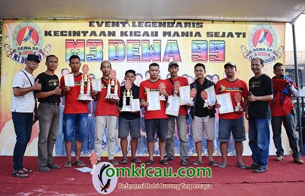 Kompetisi Kicau Bangkit