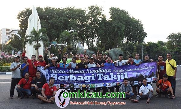 Komunitas Kicaumania Surabaya