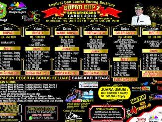 Bupati Cup 2 Banjarnegara