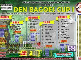 Den Bagoes Cup 1