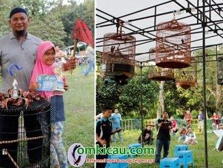 Latpres Halal Bihalal Akar Rumput bersama AP Jaya