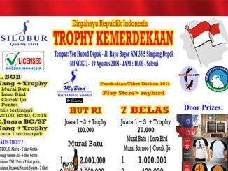 Trophy Kemerdekaan