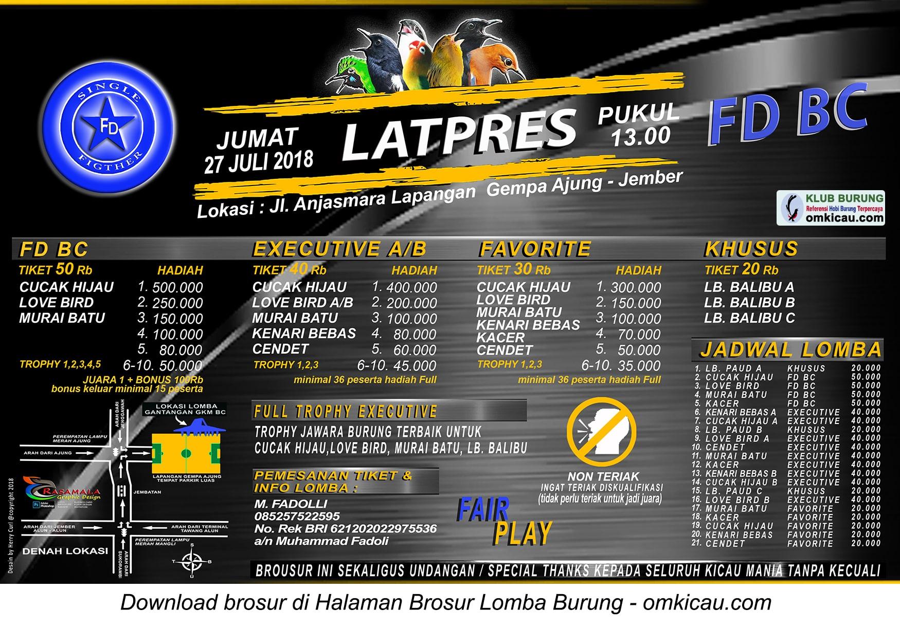 Latpres FD BC