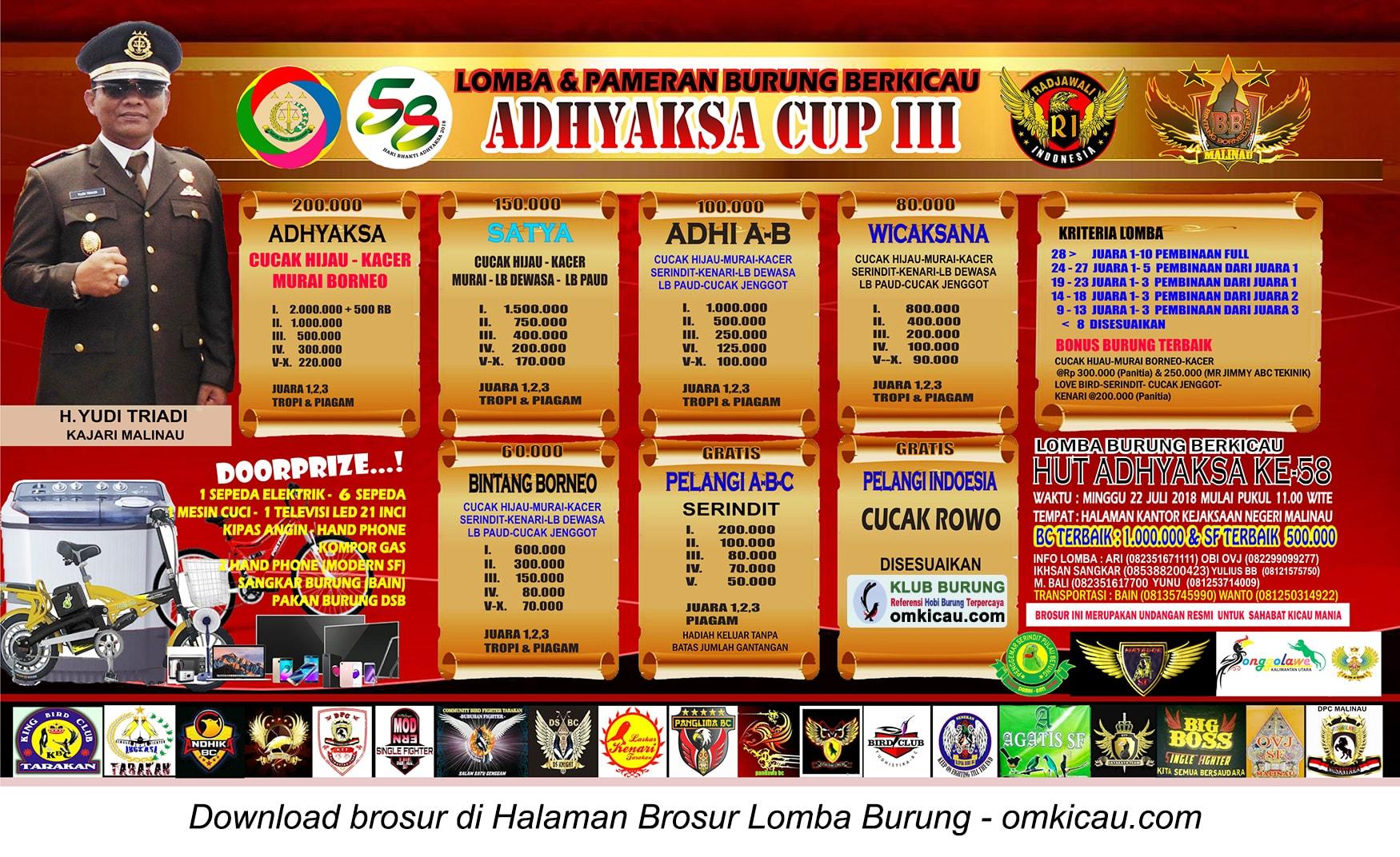 Adhyaksa Cup III