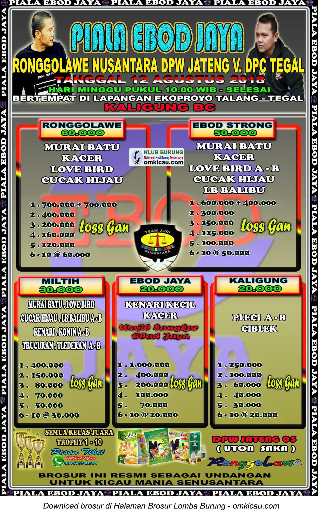 Piala Ebod Jaya