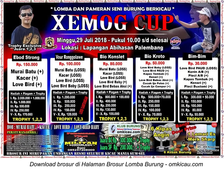 Xemog Cup