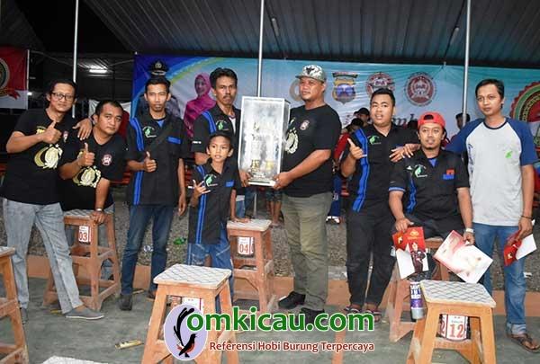 Duta Pelet Biru Cup 3