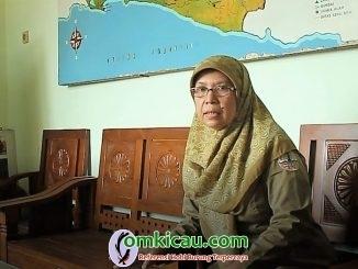 Kepala BKSDA Surakarta Ir Titi Sudaryanti MSc