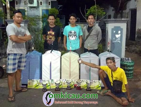Parawayang Team
